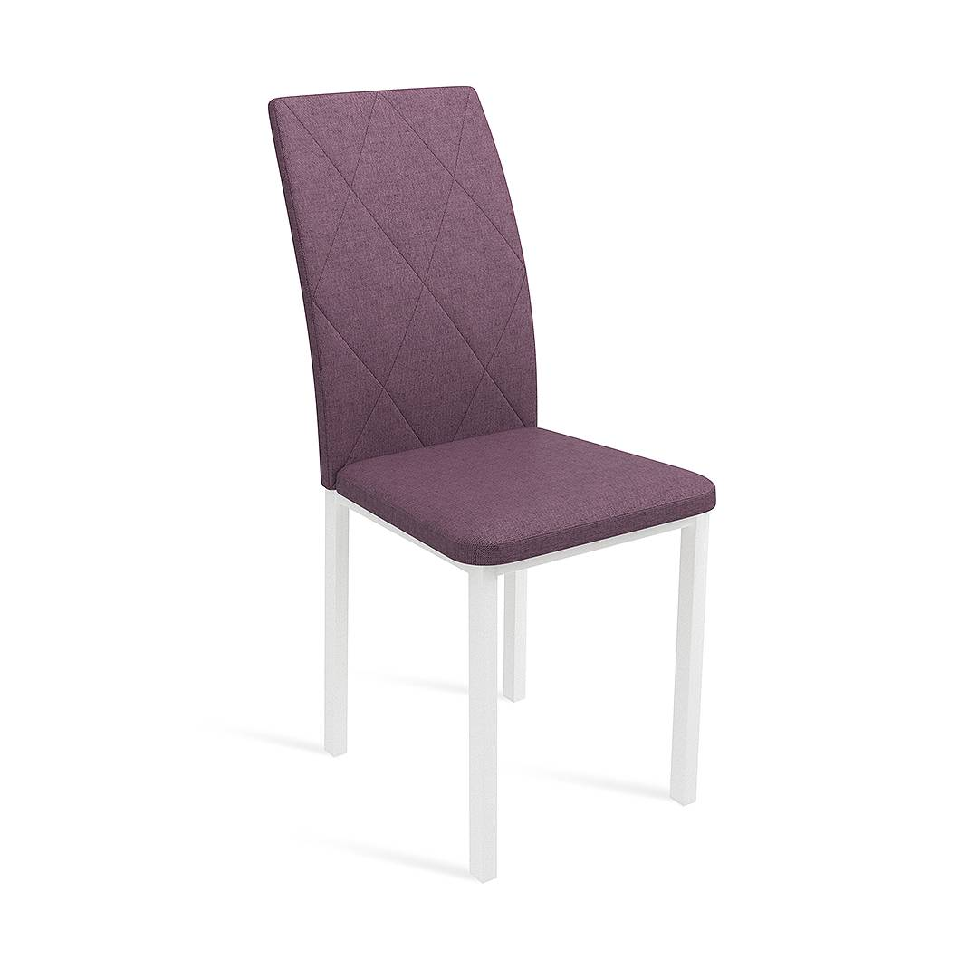 Фиолетовый/Белый