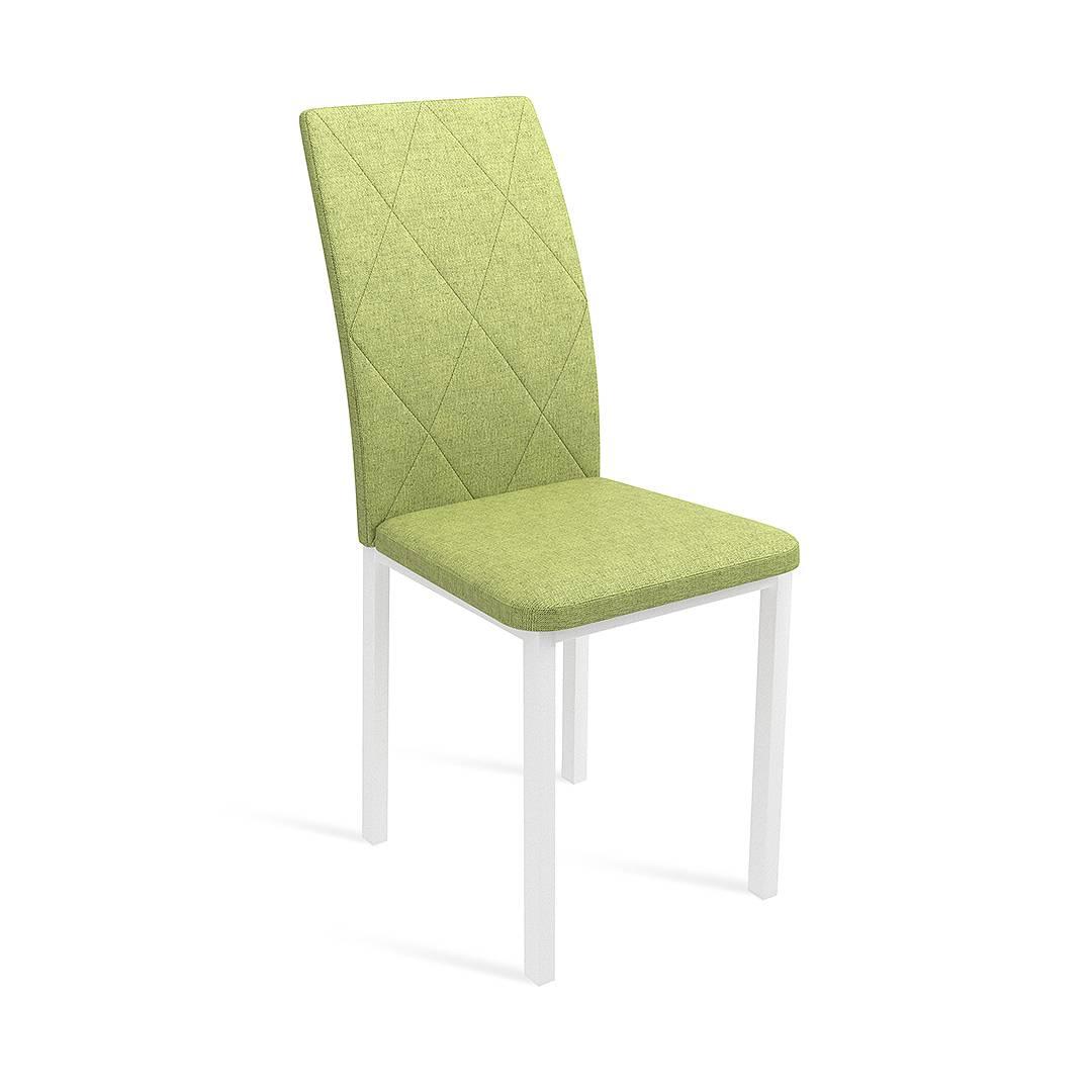 Зеленый/Белый