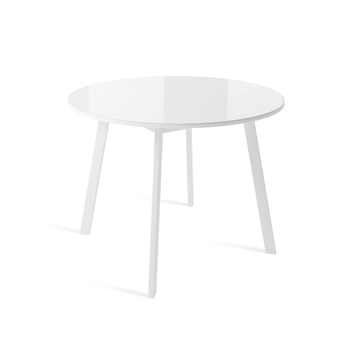 Белый OPTIWHITE/Белый - сложенный
